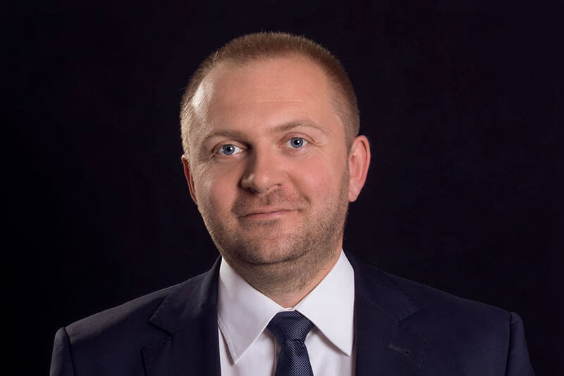 Dr inż. Aleksander Wala Założyciel Warido biura rachunkowo-księgowego tworzącego systemy do inteligentnej księgowości