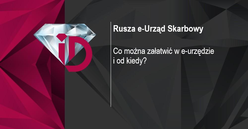 Rusza e-Urząd Skarbowy